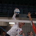 volleyball floor tape from thetapeworks.com