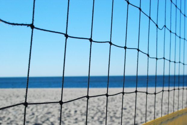 sand volleyball net-volleyballtape.com