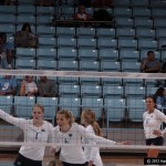 unc womens volleyball